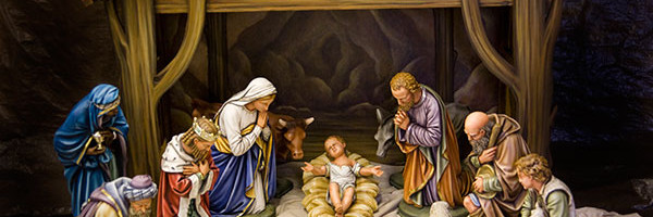 baby jesus christmas nativity statue restoration